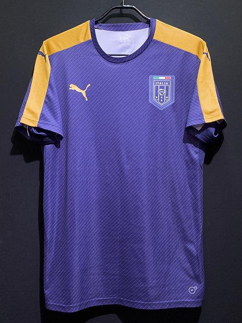 【2016】/ イタリア代表 スタジアム トリビュート2006 トレーニングTシャツ / Condition:A / Size:L