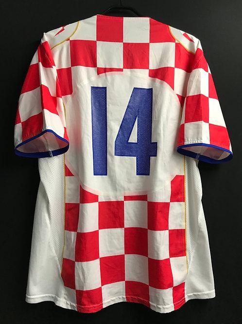 【2004/05】クロアチア代表(H)/ Condition:A- / Size:XL / 選手用
