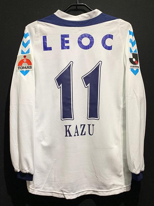 【2007】横浜FC(A)/ Condition:A / Size:L(日本規格)/ オーセンティック