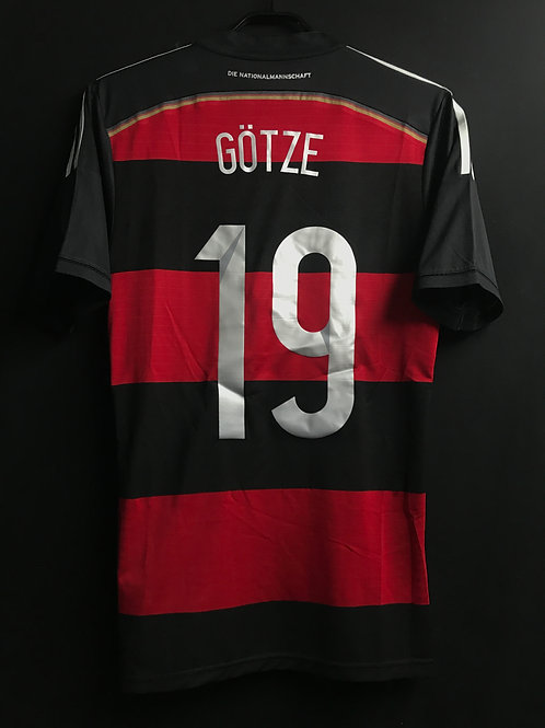 【2014/15】ドイツ代表(A)/ Condition:A / Size:5(M相当) / 選手用