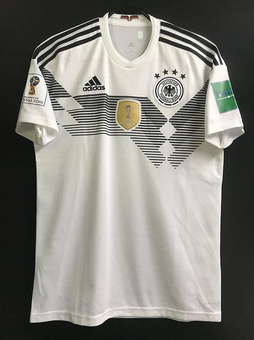 【2018】ドイツ代表(H)/ Condition:A / Size:S
