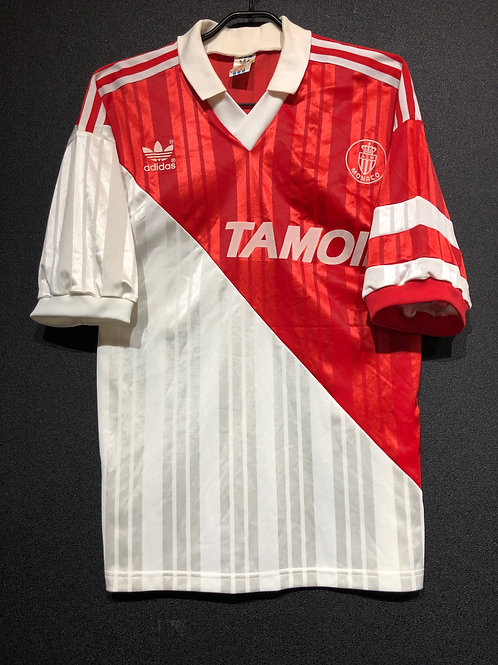 【1991/92】 / ASモナコ(H)/ Condition:B+ / Size:M
