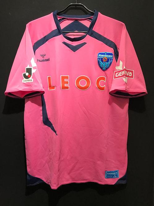 【2010】横浜FC(GK)/ Condition:A / Size:XO(日本規格) / オーセンティック