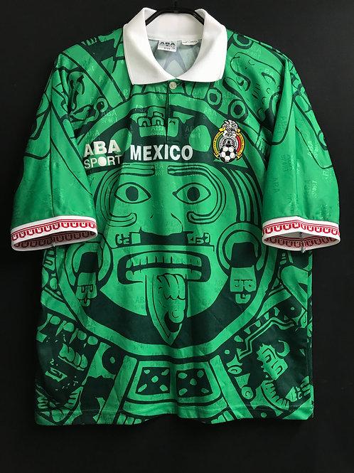 【1996/97】メキシコ代表(H)/ Condition:A- / Size:S