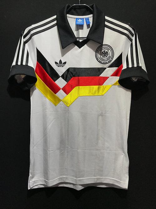 【1988】ドイツ代表(H)/ Condition:A / Size:S(日本規格) / 復刻版