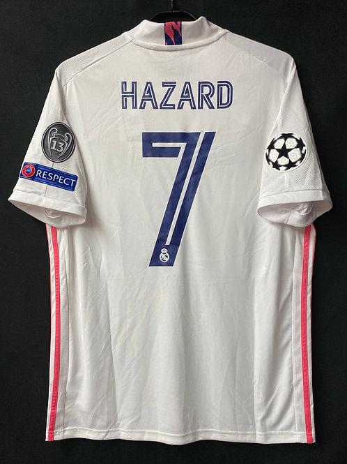 【2020/21】レアル・マドリード(H)/ Condition:New / Size:L
