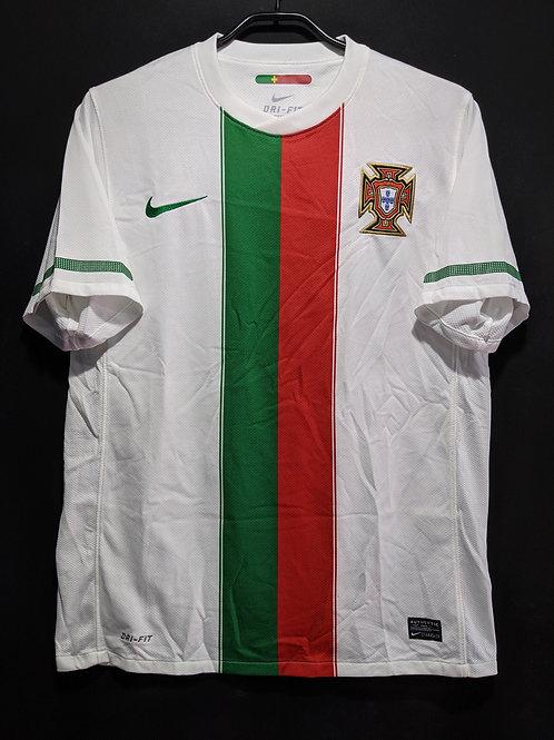 【2010/11】ポルトガル代表(A)/ Condition:A- / Size:M