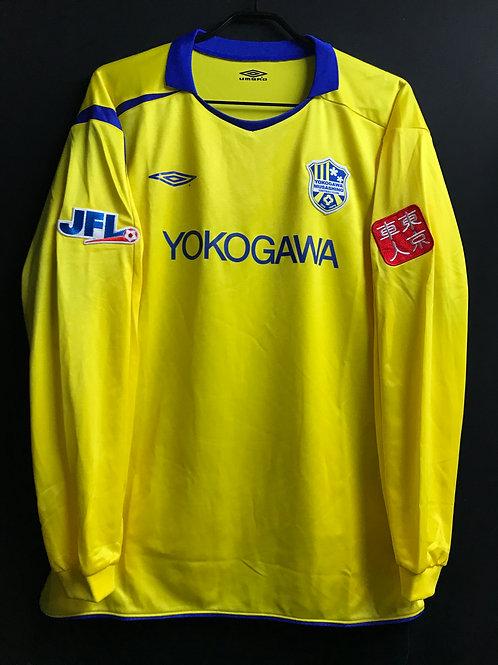 【2007/08】横河武蔵野FC(A)/ Condition:New / Size:XA-XB(日本規格)