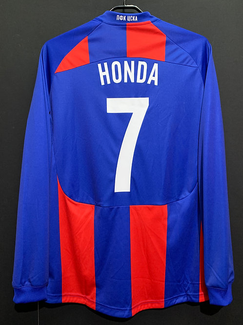 【2011/12】/ CSKAモスクワ(H)/ Condition:New / Size:M