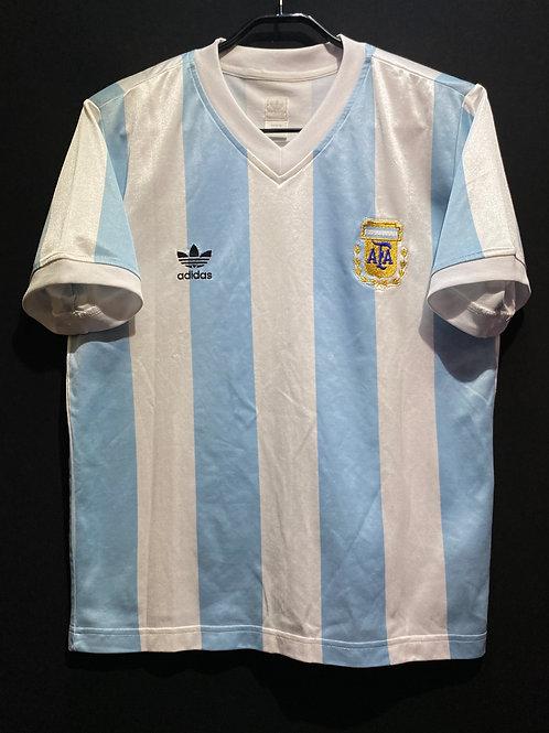 【1990】アルゼンチン代表(H)/ Condition:A- / Size:M(日本規格)/ 復刻版