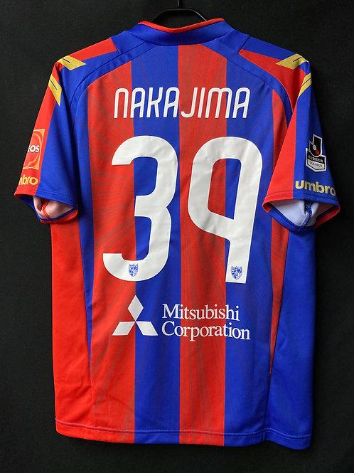 【2016】FC東京(H)/ Condition:A / Size:M-L(日本規格)