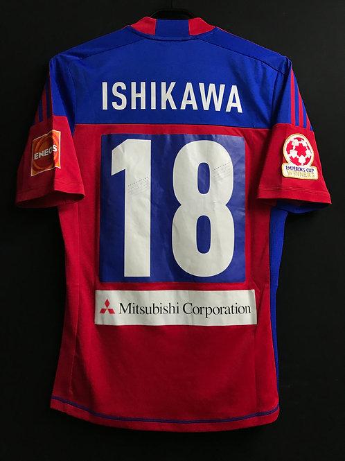 【2012】FC東京(天皇杯)/ Condition:B+ / Size:M(日本規格) / オーセンティック