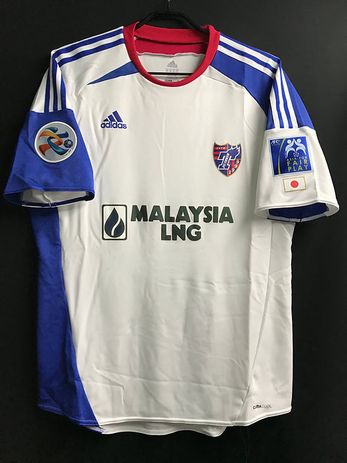 【2012】FC東京(ACL/Away)/ Condition:New / Size:2XO(日本規格)