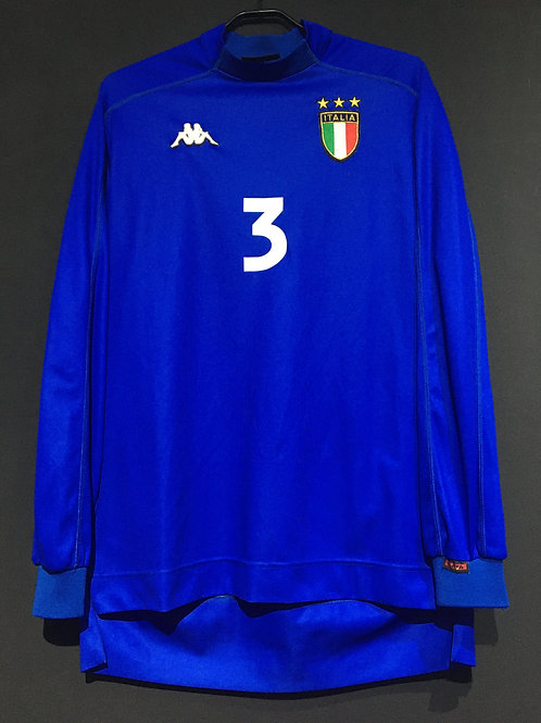 【1999】 / イタリア代表(H) / Condition:B+ / Size:L / 選手用
