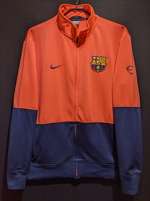 【2009/10】バルセロナ ラインアップジャケット / Condition:A / Size:XL
