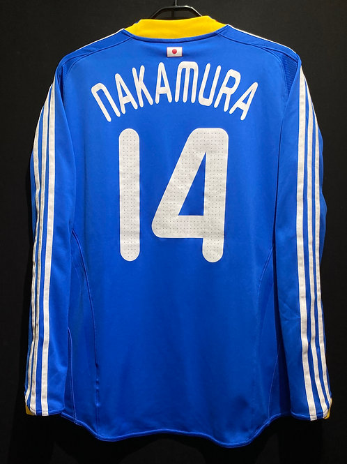 【2008/09】/ 日本代表(H)/ Condition:A- / Size:O(日本規格)
