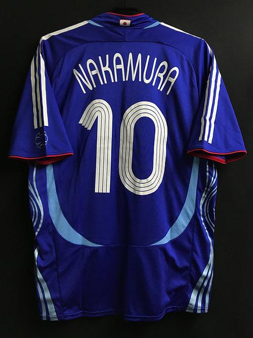 【2006/07】日本代表(H)/ Condition:New / Size:XO(日本規格) / 選手用
