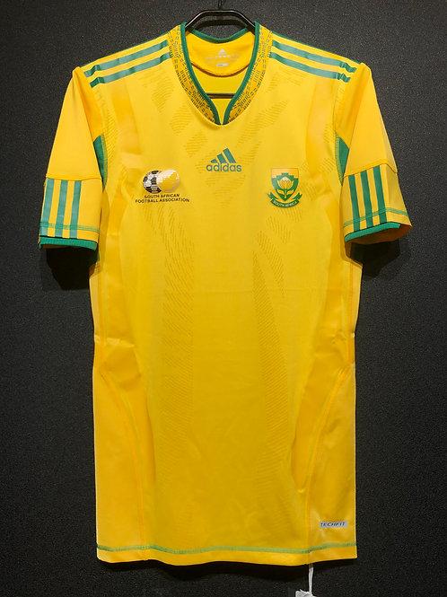 【2010/11】 / 南アフリカ代表(H)/ Condition:New / Size:M / オーセンティック