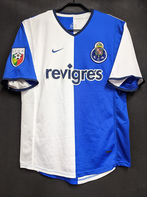 【2001/02】FCポルト(H)/ Condition:A- / Size:S