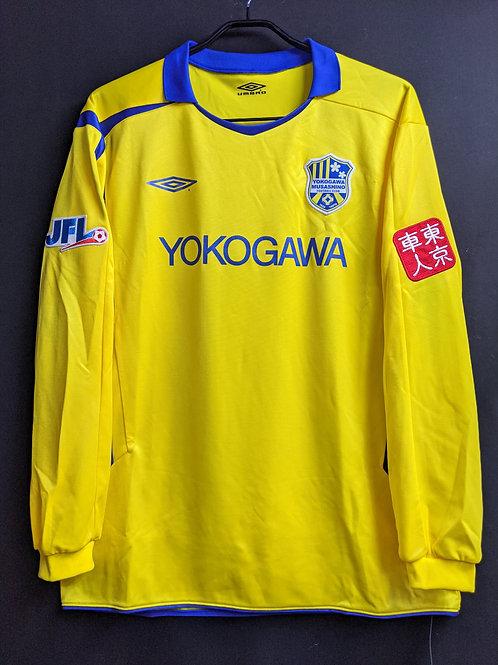【2007/08】/ 横河武蔵野FC(A) / Condition:New / Size:O-XO(日本規格)