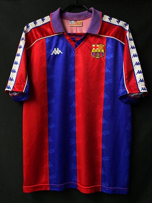 【1992/95】バルセロナ(H)/ Condition:B+ / Size:L