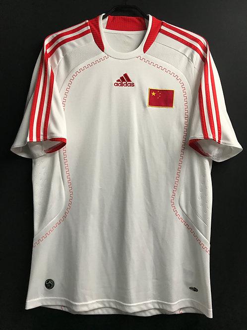 【2008/09】中国代表(H)/ Condition:B+ / Size:M