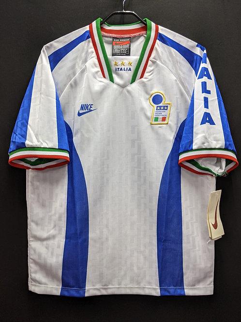 【1995/97】イタリア代表 トレーニングシャツ / Condition:New / Size:L