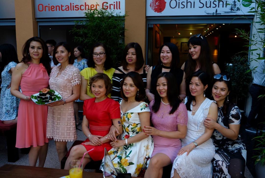 Oishi Sushi Schwerin Eröffnung Juli 2018