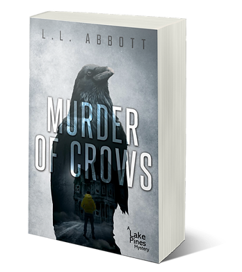 Murder Of Crows | book 3 in the Lake Pines Mystery Series