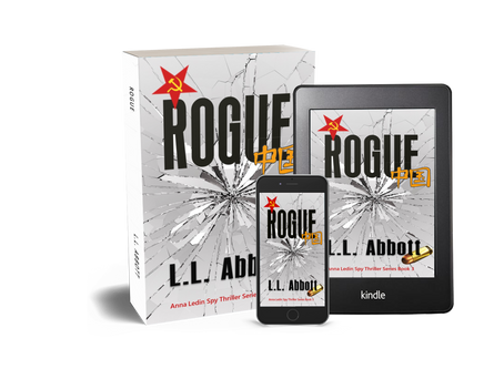 ROGUE - the exciting new release on Amazon and Kobo