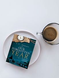 Our Forgotten Year | a novel of love and hope in Italy during the Second World War