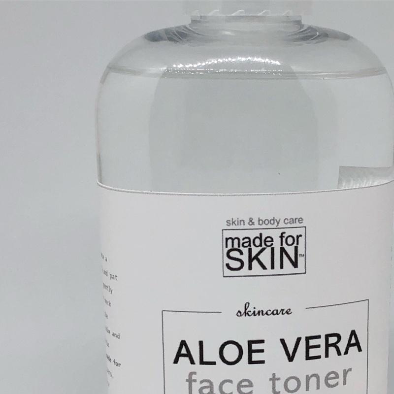Aloe Vera Face Toner