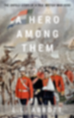 A Hero Among Them | Teen & Young Adult Historical Fiction | story of war, military, friendship and c