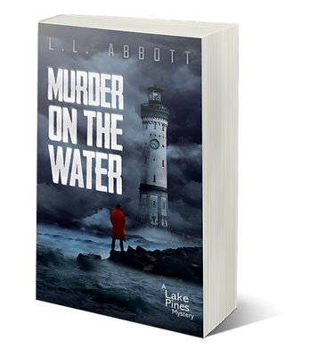 Murder On The Water | a gripping murder mystery