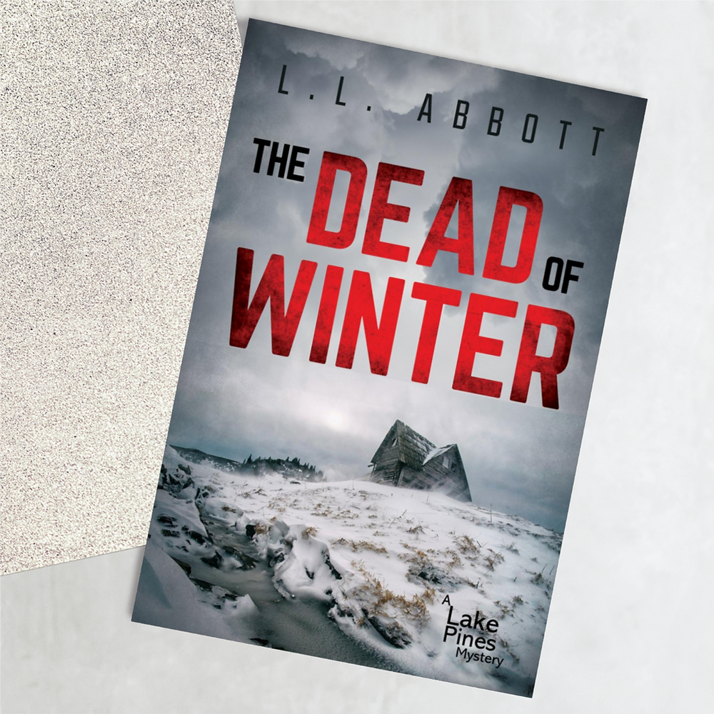 The Dead Of Winter (Lake Pines Mystery #4) by L.L. Abbott