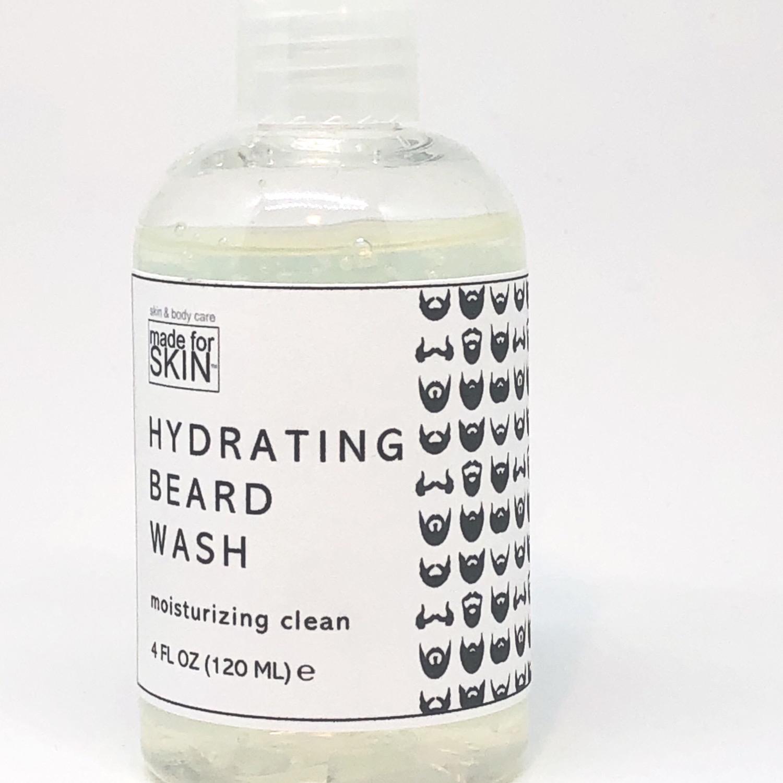 Hydrating Beard Wash | made for SKIN