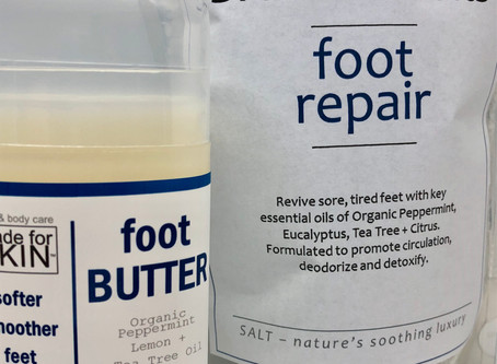 10 Minutes To Softer Feet