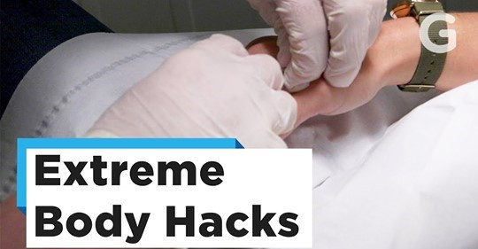 What Are Extreme Body Hacks | The Phoenix Code