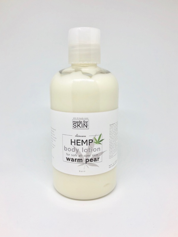 Hemp Hand + Body Lotion
