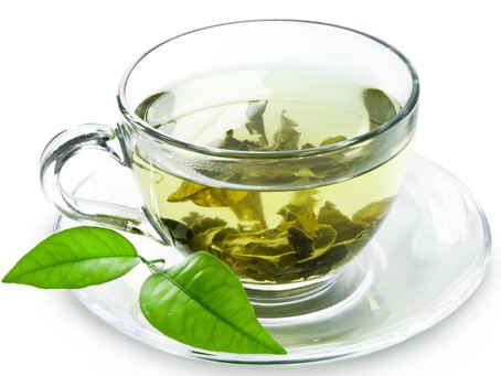 Beautiful Benefits of Green Tea