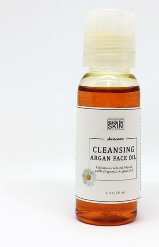 Cleansing Argan Face Oil