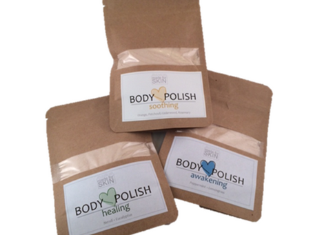 Natural Body Polish for a Healthy Summer Glow