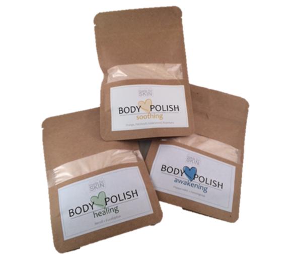 Natural Body Polish | made for SKIN skin + body care