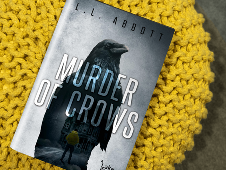 A New Book I'm Excited About . . . and 6 things you need to know about CROWS