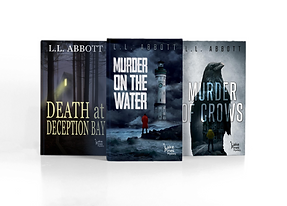 Lake Pines Mystery Series by L.L. Abbott
