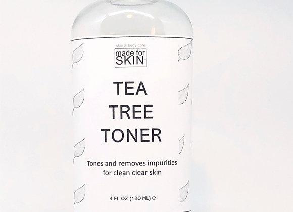 Tea Tree Face Toner | made for SKIN