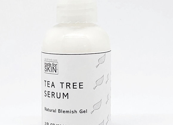 Tea Tree Face Serum | made for SKIN