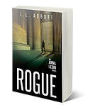 Rogue | An Anna Ledin Spy Thriller Series Book