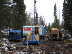 Exploration + Geotechnical Drills