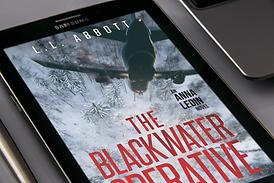 The Blackwater Operative | book 1 in The Anna Ledin Spy Thriller Series